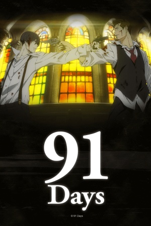 91 Days - Cover
