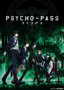 Psycho-Pass - Cover