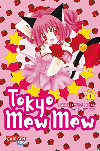 Tokyo Mew Mew - Cover
