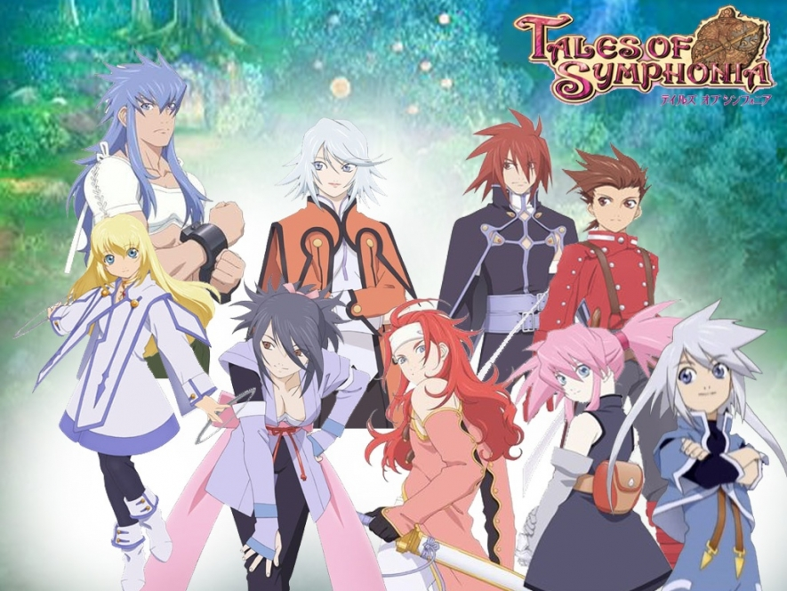 Fundstücke - Tales of Symphonia Chronicles (Collector's Edition)