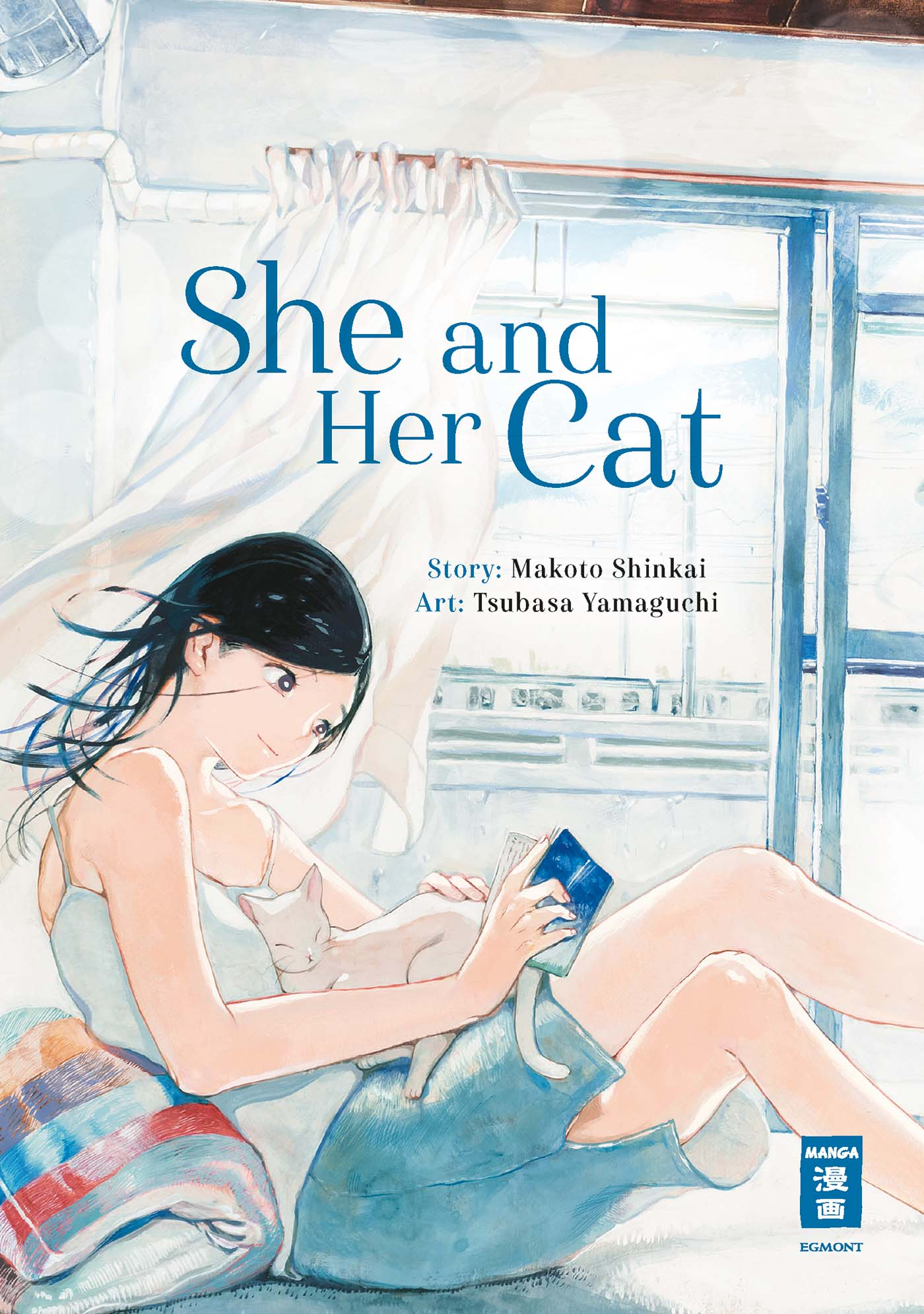 She and her Cat - Band 1
